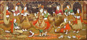 Paintings of Haryana
