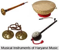 Folk songs of Haryana