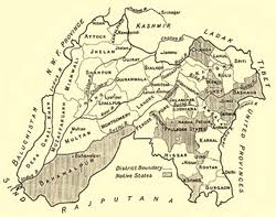 Former princely state of Haryana and Zamindaries