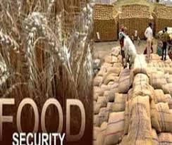 Haryana Food security