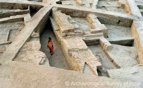 Archeological sites of Haryana