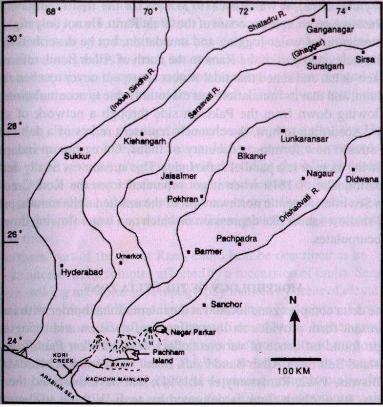 Rivers and Drainage System of Haryana